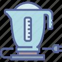 boiler, electric, heat, kettle icon