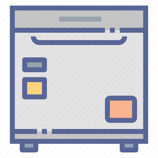 Freezer, fridge, icebox, refrigerator icon - Download on Iconfinder