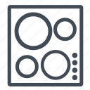 appliance, cook, cooking, food, kitchen, stove icon