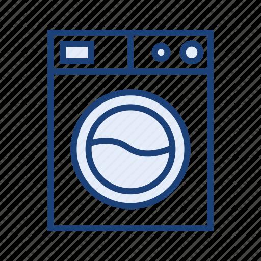 dress washing, electronic device, home appliance, washing machine icon