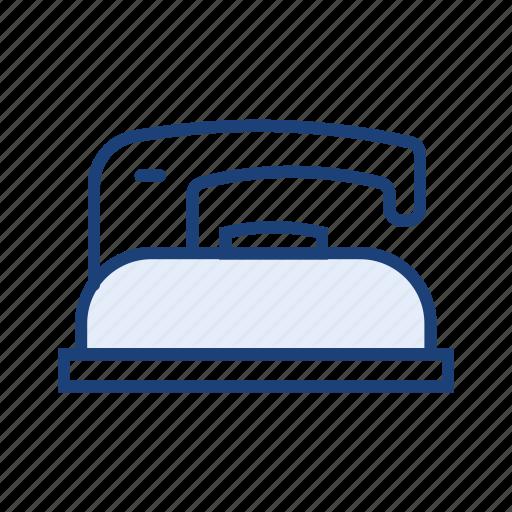 electric device, iron box, ironing icon