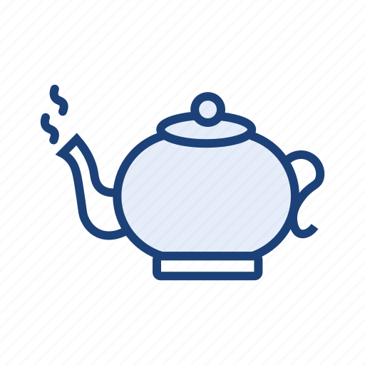 coffee maker, hot pot, kettle icon