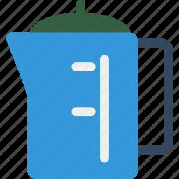 appliances, boil, cooking, electric, kettle, kitchen icon
