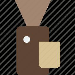 beverage, cafe, coffee, drink, electric, grinder, kitchen icon