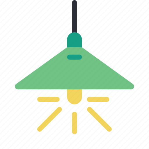 automation, home, light, on icon