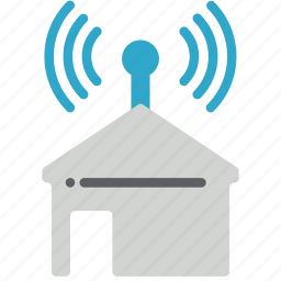 automation, connection, home, wireless icon