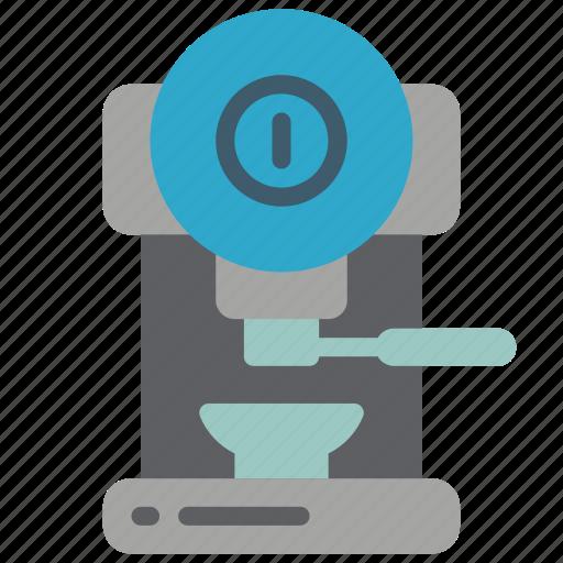 automation, coffee, home, machine, on, utlity icon