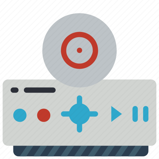 automation, box, dvr, home, record, tv icon