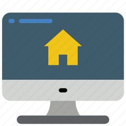 automation, computer, home, imac icon
