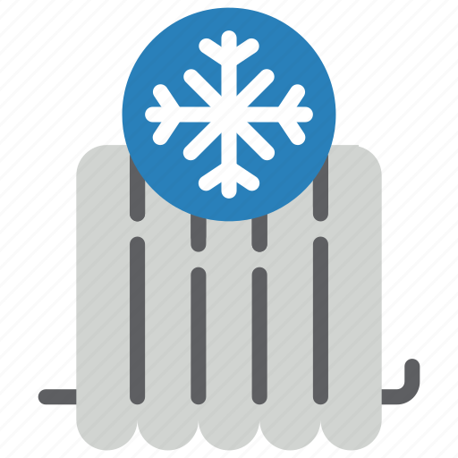 automation, cold, heating, home, radiator icon
