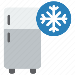 automation, cold, freezer, home, utility icon