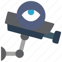 automation, camera, cctv, home, security, view icon