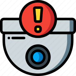 alert, automation, camera, cctv, home, security, ultra icon