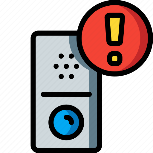 alert, automation, doorbell, home, ultra icon