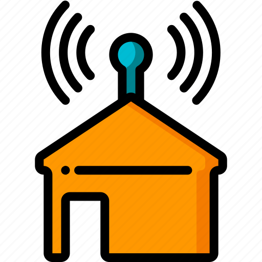 automation, connection, home, ultra, wireless icon