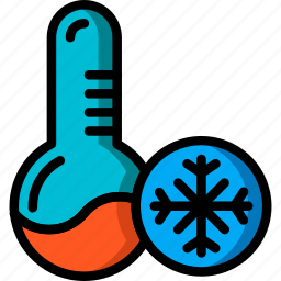 automation, boiler, cold, cool, home, temperature, ultra icon
