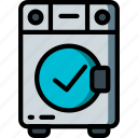 automation, complete, home, kitchen, machine, ultra, washing icon