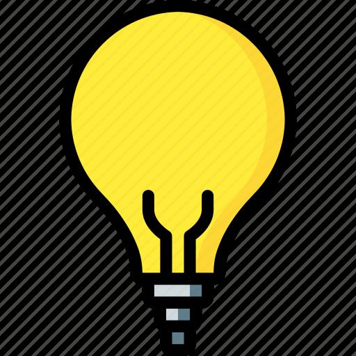 automation, bulb, home, light, lightbulb, ultra icon