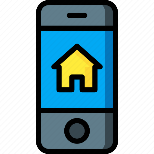 automation, home, mobile, phone, ultra icon