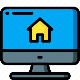 automation, computer, home, imac, ultra icon