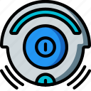 automation, home, on, roomba, ultra, vacuum icon