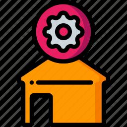 automation, config, home, prefs, setup, ultra icon