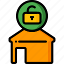 automation, home, ultra, unlocked icon