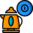 automation, home, kettle, on, ultra icon