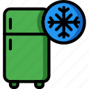 automation, cold, freeze, freezer, home, ultra icon