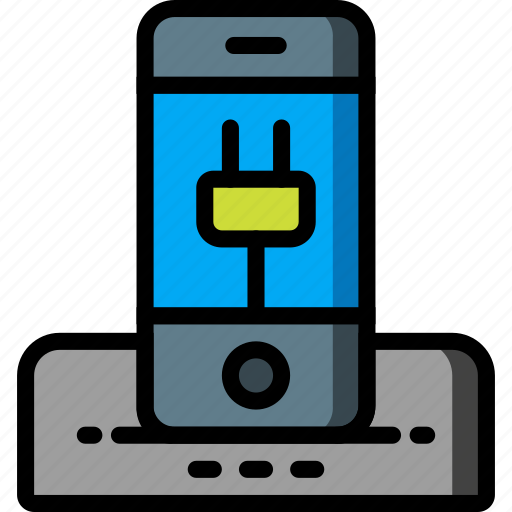 automation, charging, docked, home, phone, ultra icon