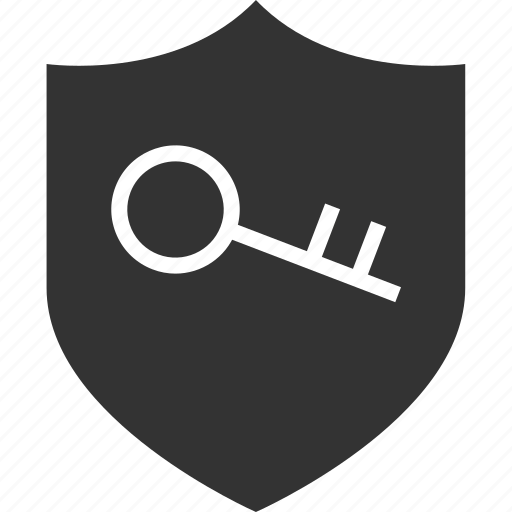 buying, home, key, real, safe, shield icon