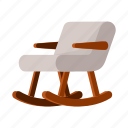chair, comfort, furniture, interior, rocking chair