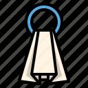 bathroom, clean, hand, holder, kitchen, towel icon