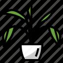 garden, green, grow, plant, tree icon