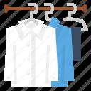 closet, clothes, garment, hang, shirt, suit, wardrobe