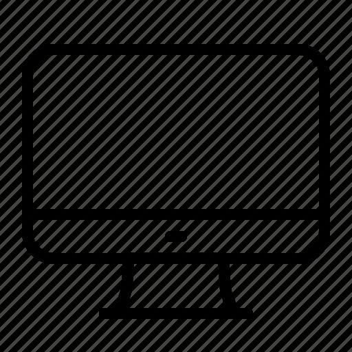 desktop, imac icon