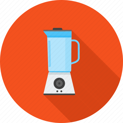 blender, domestic, electric, food, fruit, juice, kitchen icon