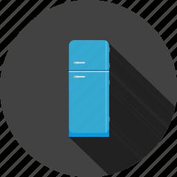 cold, door, freezer, fridge, handle, kitchen, refrigerator icon