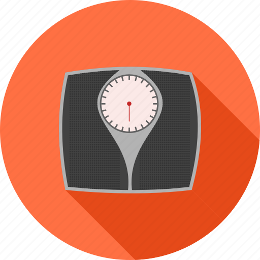 machine, measure, needle, scale, tape, weighing, weight icon