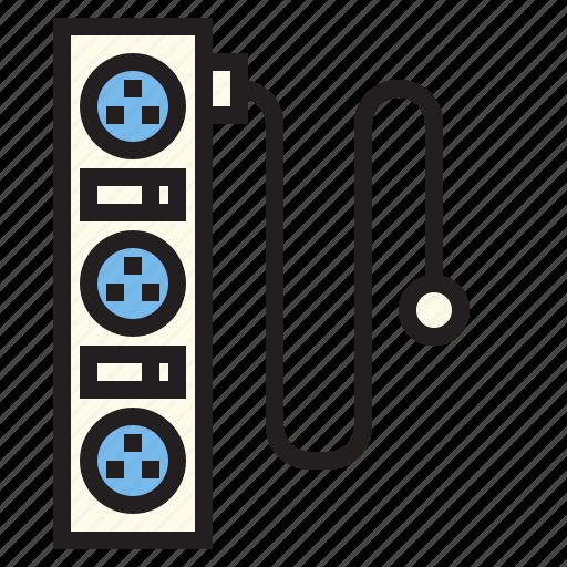 board, circuit, equipment, home, tool icon