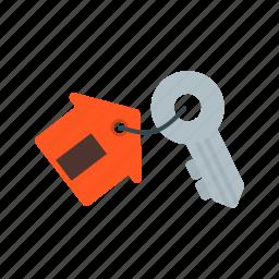 door, house, key, keys, lock, metal, unlock icon