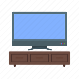 display, entertainment, monitor, screen, television, tube, tv icon