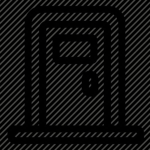 Door, handle, exit, entrance icon - Download on Iconfinder