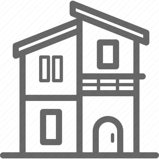 apartment, building, home, house, townhome icon