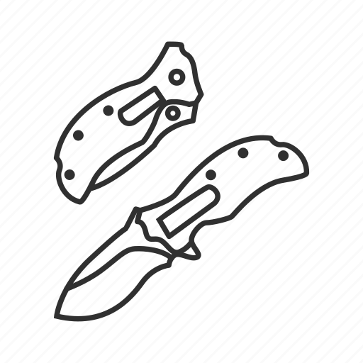 blade, cut, equipment, household, knife, tools, utility knife icon