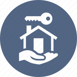 home insurance, landlord insurance, protection, rental icon