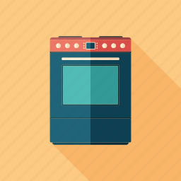 cook, cooking, electric, kitchen, kitchenware, oven, stove icon