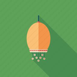 electric, lamp, light, lighting, luminaire, pendant, spotlight icon