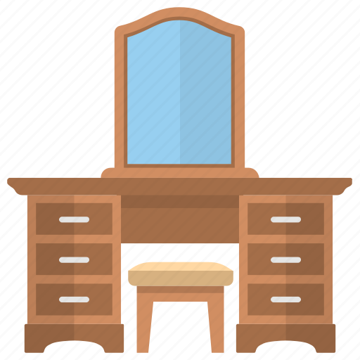 \'Home Office Interior Furniture\' by Vectors Market