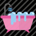 bath shower, bathroom tub, bathtub, shower tub, washroom tub